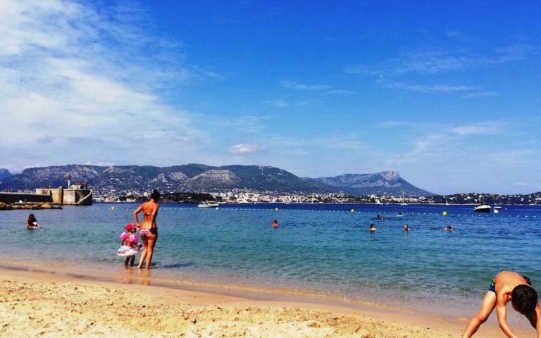 Plages Toulon – La Seyne