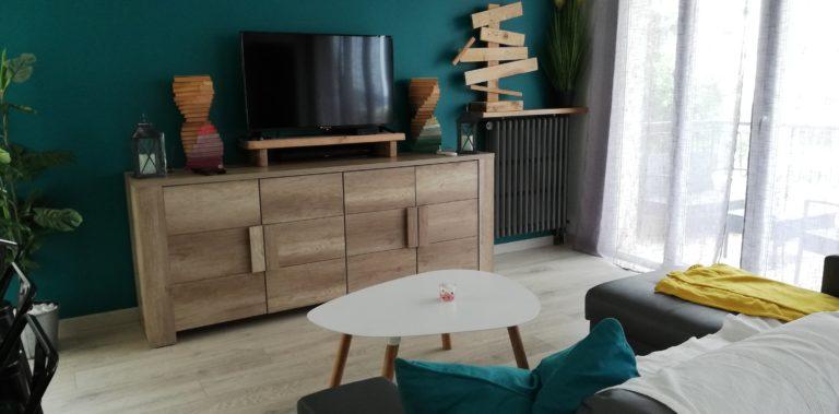 Appartement 4 chambres pour 10 personnes disponible à Toulon dès le mois de Mai